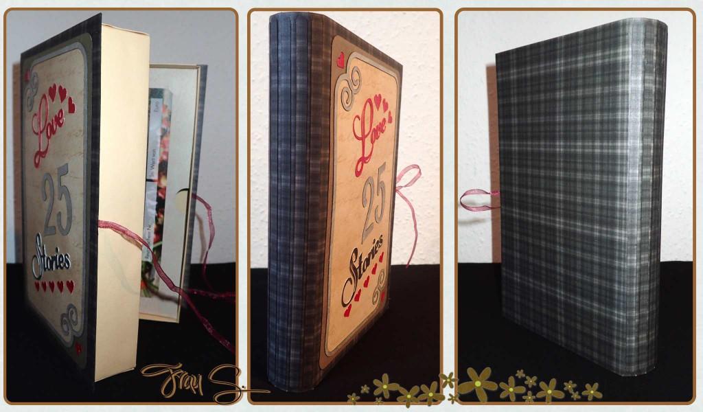 Buchbox-Geschenkgutschein 3 Ansichten