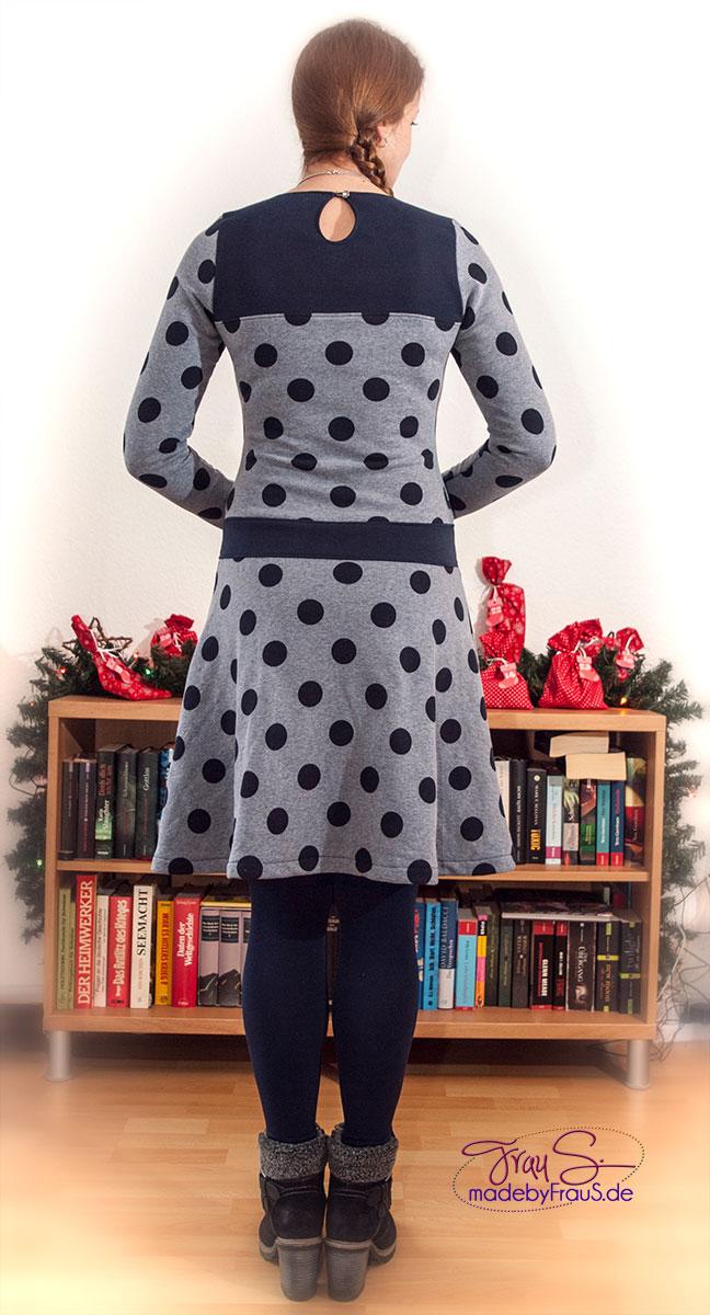 Winterkleid - made by Frau S.
