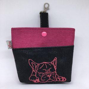 Eine Gute Tat Let´s Gassi Bag für die Plattnasenhilfe