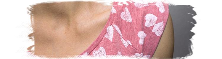 rosa Herzchen - Josy