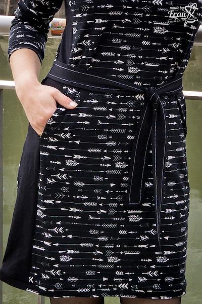 Kleid Mila von Fadenkäfer